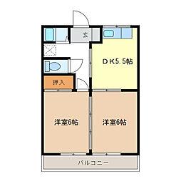 江戸橋駅 2.9万円