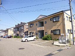 ルネス・坂井[1階]の外観