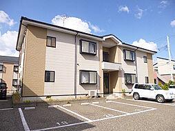 新潟県新潟市西区坂井東6丁目の賃貸アパートの外観