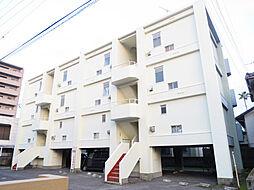 鹿児島県鹿児島市小松原2丁目の賃貸マンションの外観