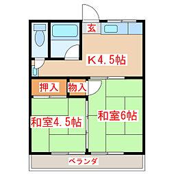 谷山駅 3.8万円