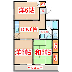 【敷金礼金0円!】指宿枕崎線 谷山駅 バス15分 魚見ヶ原バス停...