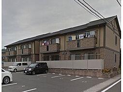 鹿児島県鹿児島市宇宿9丁目の賃貸アパートの外観