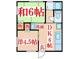 慈眼寺駅 4.0万円