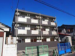 鹿児島県鹿児島市東谷山2の賃貸マンションの外観