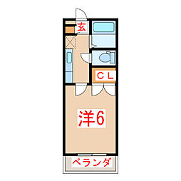 坂之上駅 2.7万円
