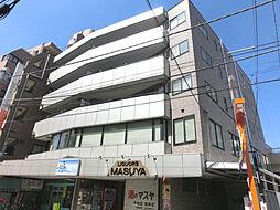 マスヤマンション[3階]の外観