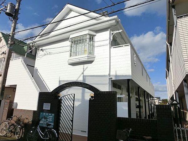 カーサビアンカ鶴ヶ島[2階]の外観