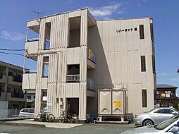 リバーサイド藤[1階]の外観