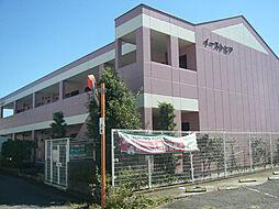 イーストピア米田[2階]の外観