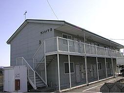 サンハイツB[108号室]の外観
