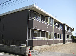 エコーハイツA・B[A102号室]の外観