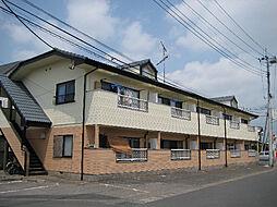 永倉コーポ1号棟[2階]の外観