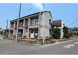 田口コーポA棟[A103号室]の外観
