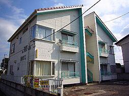 メゾンDパルティル[2階]の外観