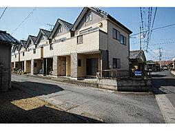[テラスハウス] 栃木県足利市大前町 の賃貸【/】の外観