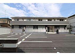タウンコートII八幡[103号室]の外観
