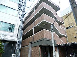 コンコース堀之内[3階]の外観