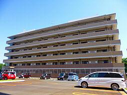 ファーストクラス中央インター[4階]の外観