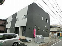 新潟県新潟市中央区近江3丁目の賃貸アパートの外観