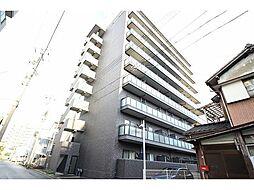 パークソレイユ新潟駅前[2階]の外観