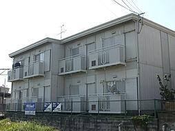 サンシティモリヤ[2階]の外観