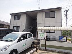 愛知県丹羽郡大口町余野3丁目の賃貸アパートの外観