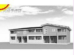 藍住町勝瑞アパートA[203号室]の外観