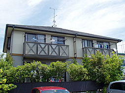 愛知県刈谷市東境町上野の賃貸アパートの外観