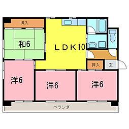 新安城駅 7.5万円