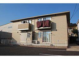 愛知県高浜市呉竹町4丁目の賃貸アパートの外観
