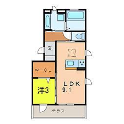 牛田駅 7.2万円