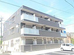 愛知県刈谷市東新町4丁目の賃貸アパートの外観