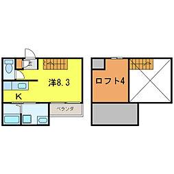 新安城駅 5.1万円