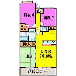 熊谷駅 12.3万円