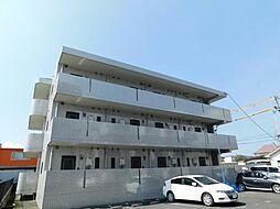 マンションシャルムB(K)[2階]の外観