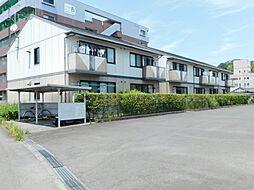 エスポワールA・B棟[1階]の外観