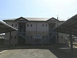 タウンヒルズERI[2階]の外観