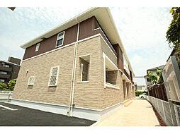 静岡県浜松市中区春日町の賃貸アパートの外観