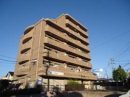 愛知県名古屋市緑区白土の賃貸マンションの外観