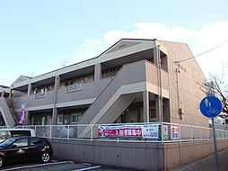 Tハピネス[2階]の外観