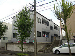 愛知県名古屋市緑区大清水1の賃貸アパートの外観