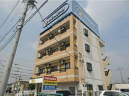ロイヤルプレジオ菅田[3階]の外観