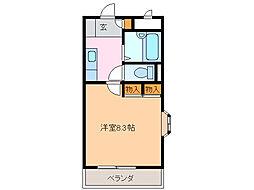 first-36[2階]の間取り