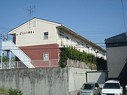 ヒルズ鳴海A[1階]の外観