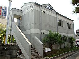 スクエア緑[2階]の外観