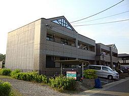 愛知県名古屋市緑区緑花台の賃貸マンションの外観