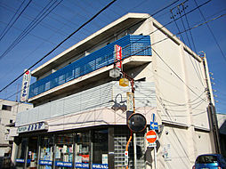 愛知県名古屋市緑区鳴海町字丸内の賃貸アパートの外観