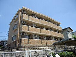 愛知県名古屋市緑区篠の風1丁目の賃貸マンションの外観
