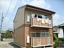 愛知県豊明市阿野町寺内の賃貸アパートの外観
